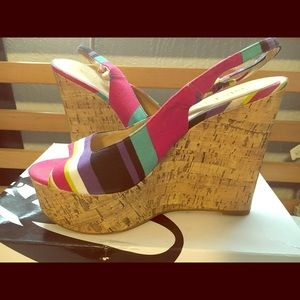 Nine & Co by nine west wedges